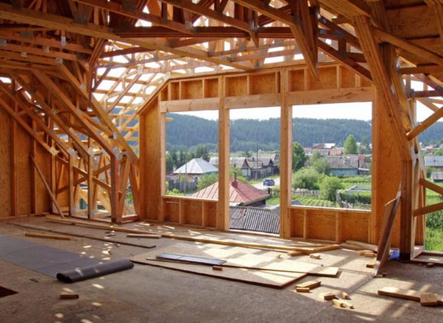 Стройка дома своими руками 2