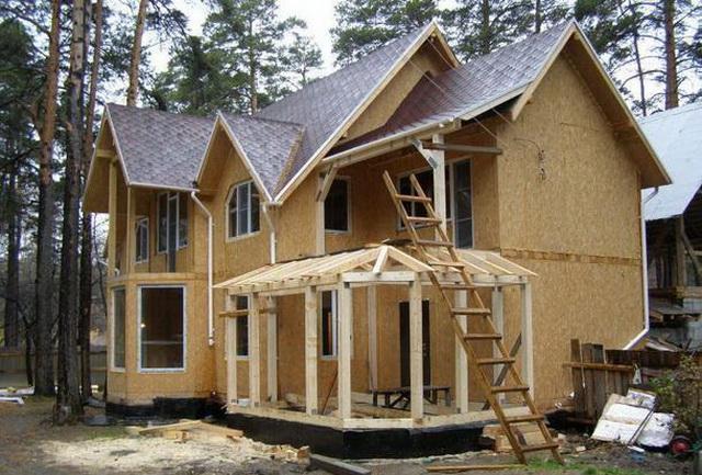 Стройка дома своими руками 3