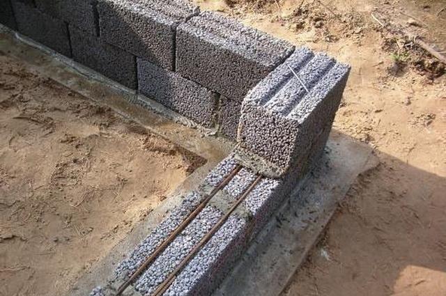 Построить дом своими руками из блоков керамзитных блоков