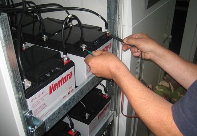 Резервное электроснабжение дома А