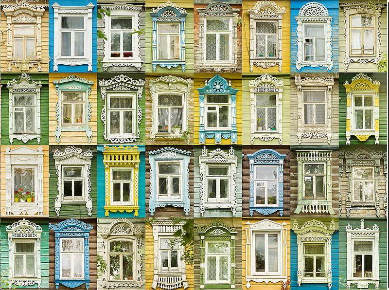 Резные наличники на окна варианты