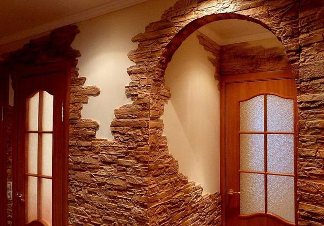 Дома из искусственного камня 1