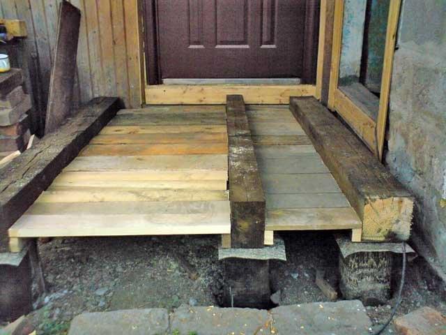 Как правильно утеплять пол в деревянном доме 4