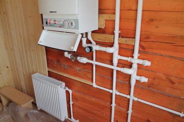 Энергосберегающие системы отопления частного дома 1