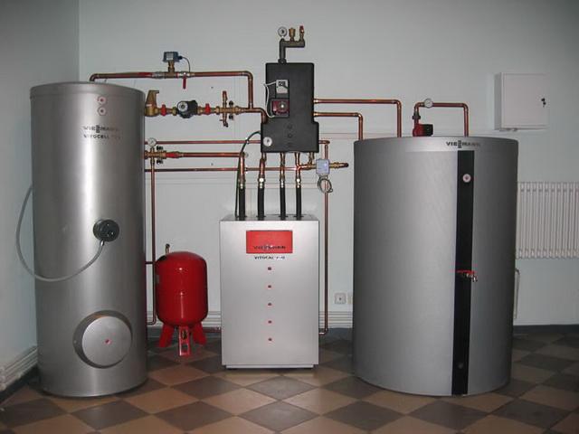 Энергосберегающие системы отопления частного дома 2