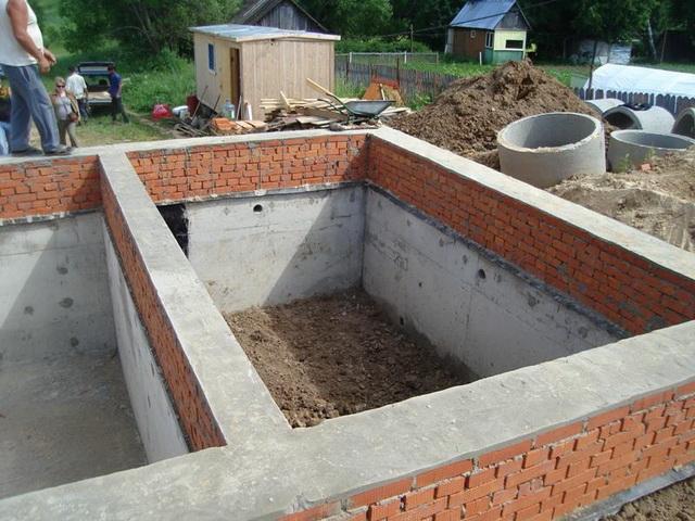 Правильная обратная засыпка пазух котлована – строим фундамент для дома с подвалом 1