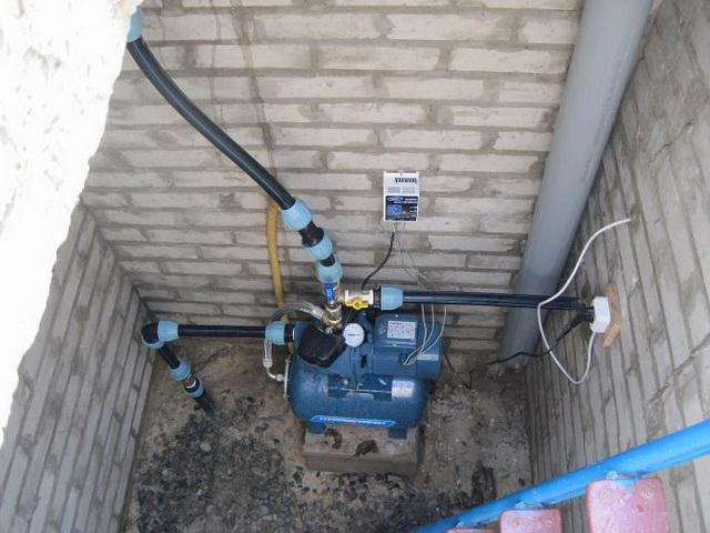 Правильный подбор насоса для водоснабжения загородного дома 4
