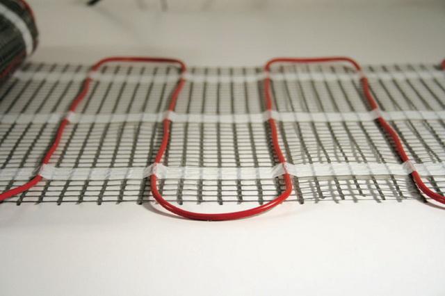 Используем теплый пол электрический в загородном доме или на даче 3