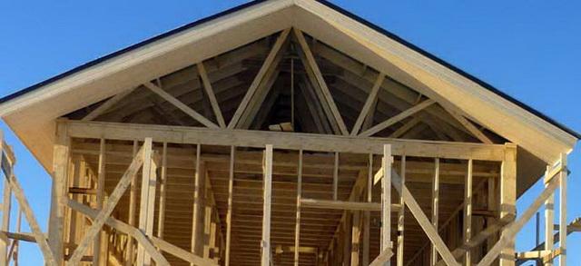 Одноэтажные каркасные дома для постоянного проживания 2