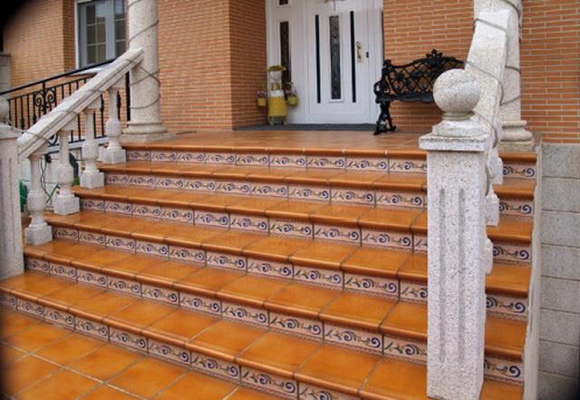 Клинкерные ступени для крыльца дома - цена, виды, фото 2