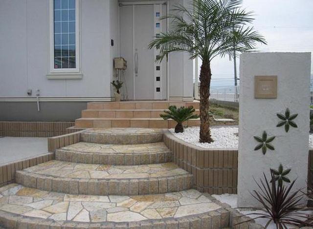 Ширина, высота, размеры ступеней для крыльца частного дома 1