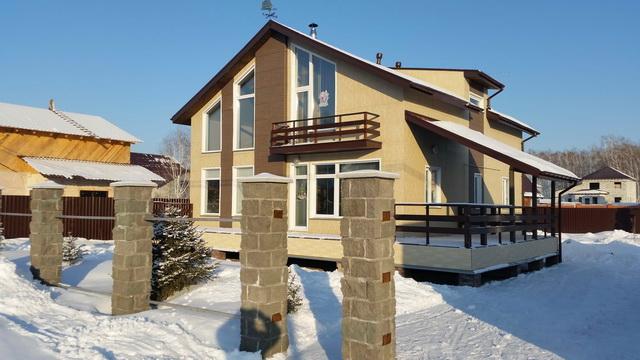 Так можно ли строить каркасный дом зимой? 4