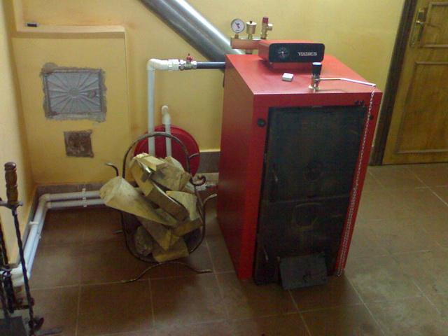 Делаю расчет котла отопления для частного дома 2