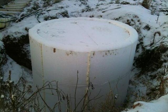 Правильное утепление колодца на зиму своими руками 2
