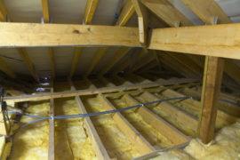 Утепление крыши в частном доме своими руками 1
