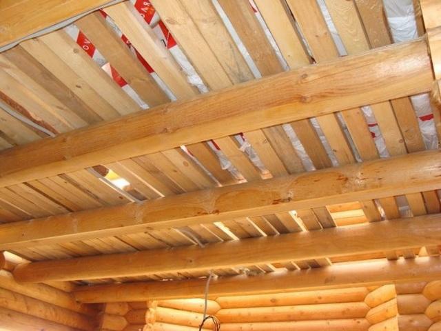 Утепление крыши в частном доме своими руками 4