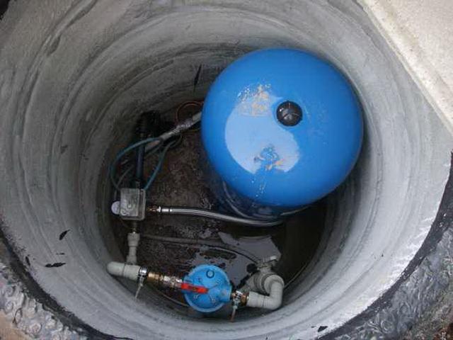 Как можно сделать водопровод из колодца - зимний вариант 2