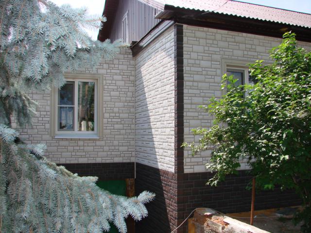 фасадные панели для наружной отделки дома фото 2