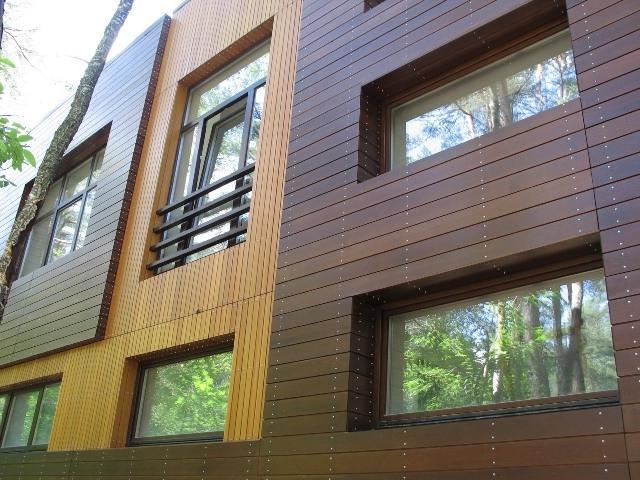 фасадные панели для наружной отделки дома фото 6