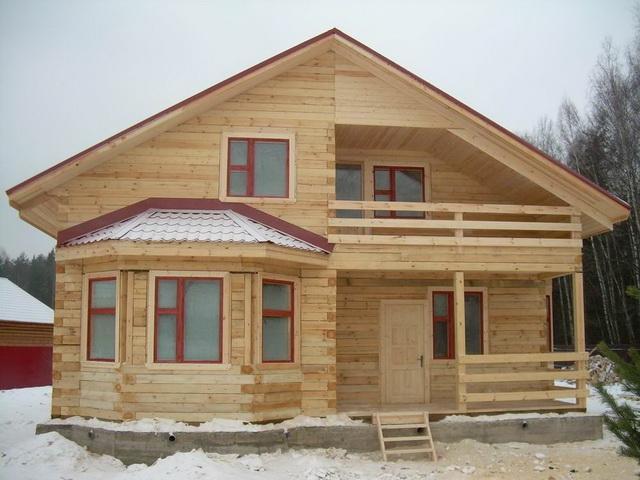 Что лучше - каркасный дом или дом из бруса 4