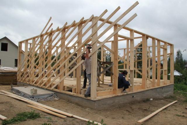 Стоит ли строить каркасный дом для постоянного проживания в нем 2