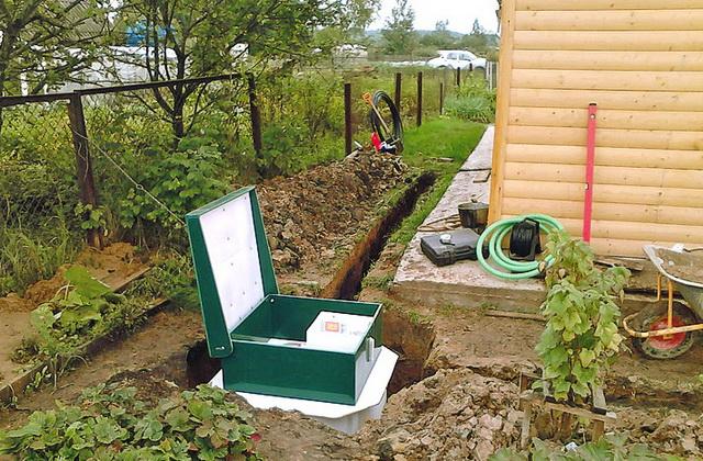 Простое устройство канализации в частном доме своими руками 3
