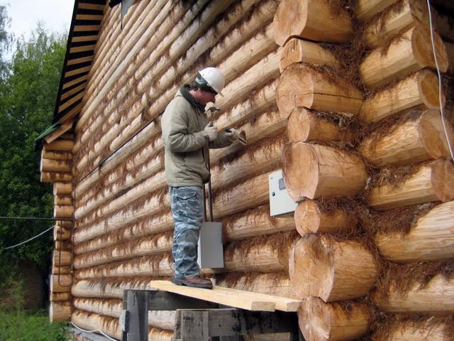 Какой утеплитель лучше снаружи для стен деревянного дома под сайдинг 2
