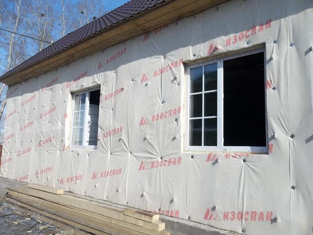 Какой утеплитель лучше снаружи для стен деревянного дома под сайдинг 4