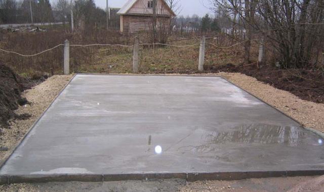Фундамент для каркасного дома своими руками пошаговая инструкция фото 435
