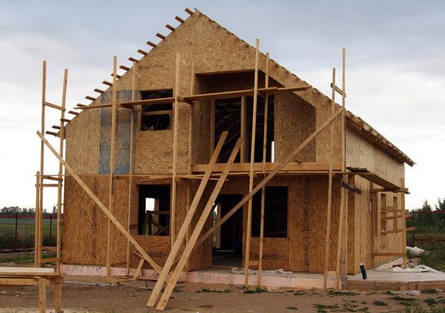 Что такое каркасный дом и из чего его строят 2